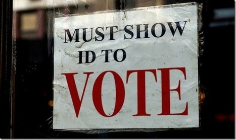 Poll: 59% Of Pennsylvanians Support Supposedly Racist Voter ID Law… | Littlebytesnews Current Events | Scoop.it