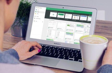 Así es la suite ofimática online de Google | EROSKI CONSUMER | Recull diari | Scoop.it