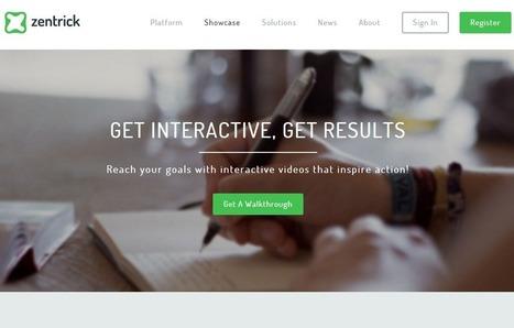 Una herramienta para comprometer a la audiencia con el video | Utilidades TIC e-learning | Scoop.it