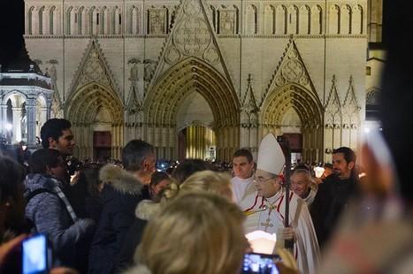 Lyon: les origines oubliées du 8Décembre - Fête des Lumières | Nos Racines | Scoop.it