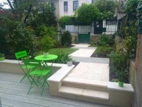 39 petit jardin de ville 39 in petits jardins - Amenager un petit jardin de ville ...