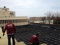 WFYI's Roof Goes Green   Indiana Living Green   Vertical Farm - Food Factory   Scoop.it