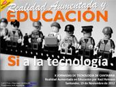 """Presentación """"Realidad Aumentada y Educación: Sí a la tecnología""""   Creativa Escolar   Scoop.it"""