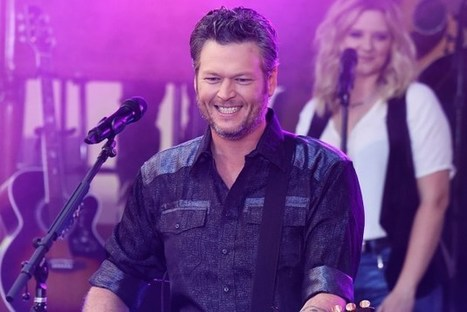 Blake Shelton to Perform at 2017 People's Choice Awards | Country Music Today | Scoop.it