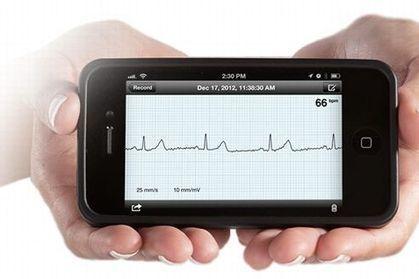 Les smartphones veulent détrôner le médecin | Nutrimedia | Scoop.it