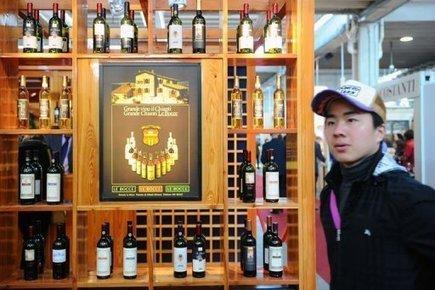 Le vin italien sur les talons des Français et du Nouveau Monde en Asie | Autour du vin | Scoop.it