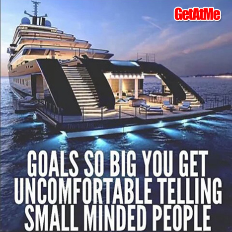 GetAtMe #NLetsDoIt- Not only dream but dreams big, dream huge, dream bigger than the average imagination can handle... #LetDoIt | GetAtMe | Scoop.it