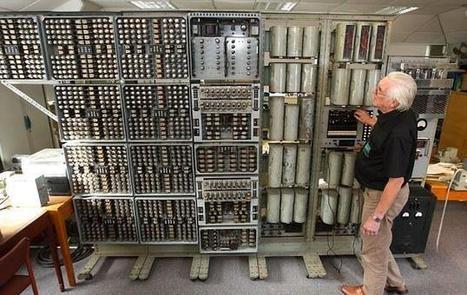 Ο παππούς των υπολογιστών ζει ακόμη | omnia mea mecum fero | Scoop.it