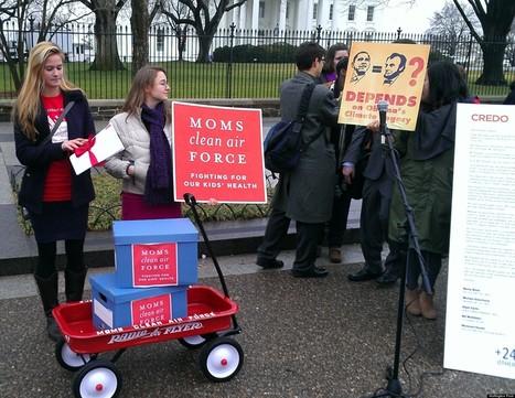 Hurricane Sandy Survivors Demand Climate Change Action | Climate Chaos News | Scoop.it