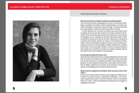 Magazine : Le Guide des Métiers du Design Interactif et du Web 2011-2012 - ressources-web | UX User experience | Scoop.it