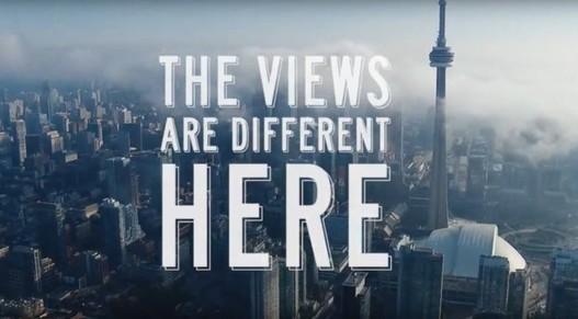 Tourism campaign touts Toronto's diversity