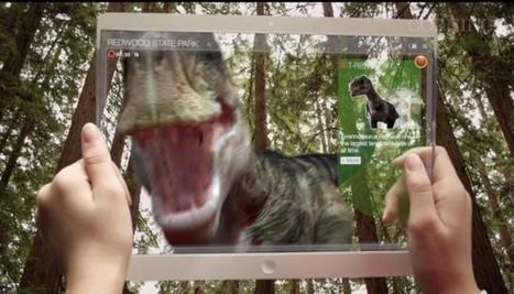 Realidad Aumentada para tablets: iPad y Android | Realidad aumentada para Android y iOS | Scoop.it