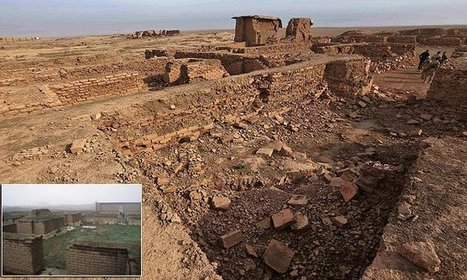 New pictures reveal how ISIS have reduced Nimrud to rubble  | News in Conservation | Scoop.it