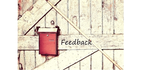 Sources of Feedback in the Classroom - EFL Magazine   Professional Development and Teaching Ideas for English Language Teachers   Scoop.it