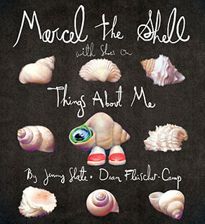 EdTech Insight: Marcel the Shell with Shoes On | Smart Media | Scoop.it