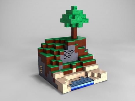 Rob Lefebvre : « How to teach history (and lots more) with Minecraft » | enseignants, élèves et jeux vidéo | eLearning related topics | Scoop.it