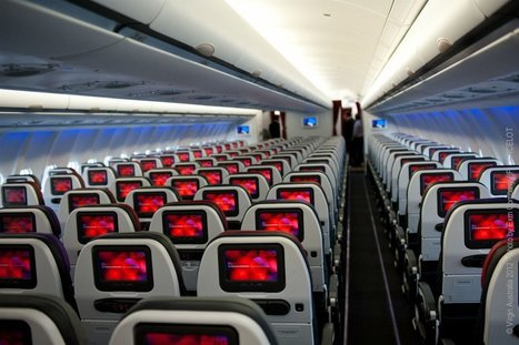 How technology will transform our Airlines in 2015 | Chasing the Future | Scoop.it