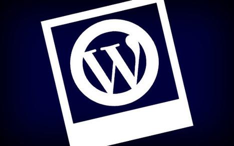 10 Free WordPress Themes for Photo Lovers | Saber diario de el mundo | Scoop.it