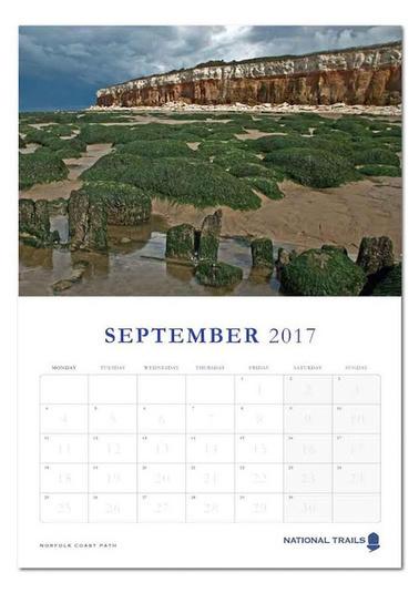 National Trails Calendar 2017 | British Landscapes Photography | Scoop.it