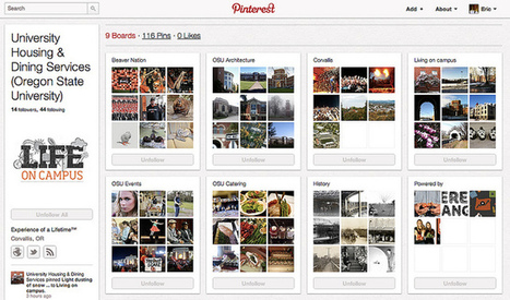 Pondering the Interest in Pinterest | Inside Higher Ed | Tools for Teaching and Learning | Scoop.it
