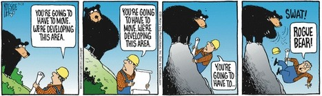 """The Other Coast"" Comic Strip 