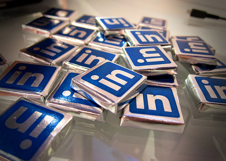 How Do You Use LinkedIn? | visualizing social media | Scoop.it