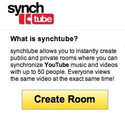 synchtube - Enjoy synchronized Videos With Friends | Edu 2.0 | Scoop.it
