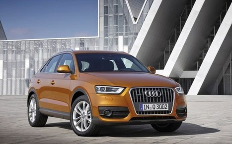 Audi Q3 Vail Concept to Make Debut at Detroit | New cars - every boy's dream! | What Surrounds You | Scoop.it