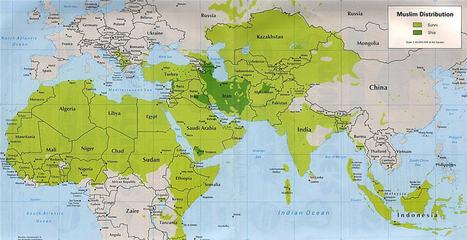 Maps on the Web : Photo | Mrs. Watson's Class | Scoop.it