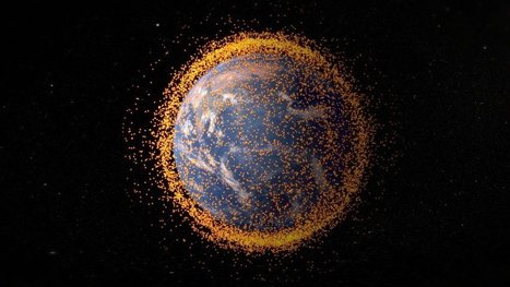 Space Debris Could Trap Humans on Earth, Prevent Space Exploration   Space matters   Scoop.it