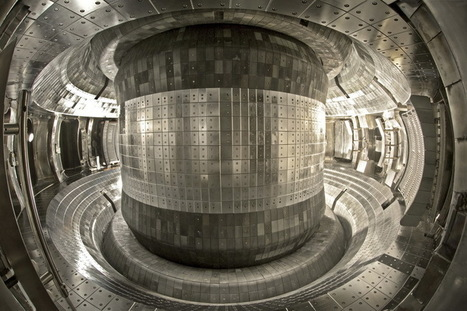 Fusion reactor achieves tenfold increase in plasma confinement time | Physics as we know it. | Scoop.it