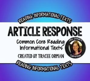 Close Reading Questions Any Text | Common Core Resources for ELA Teachers | Scoop.it