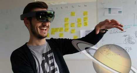 Quatre objets connectés qui vont révolutionner l'entreprise | Objets connectés, IoT, drones, e.santé, ... | Scoop.it