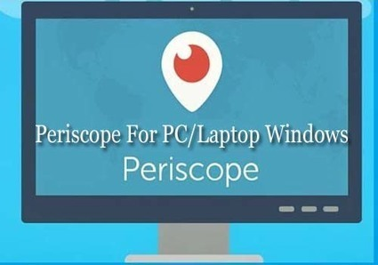 periscope su pc