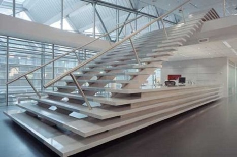 Feng Shui Stairs | Stairs and parking place of the house should ... | Feng Shui & company | Scoop.it