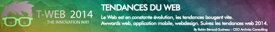Tendances du Web 2014