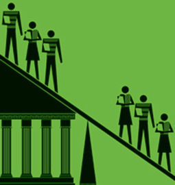Has Higher Education Become an Engine of Inequality? - The Chronicle Review - The Chronicle of Higher Education | Cross Border Higher Education | Scoop.it