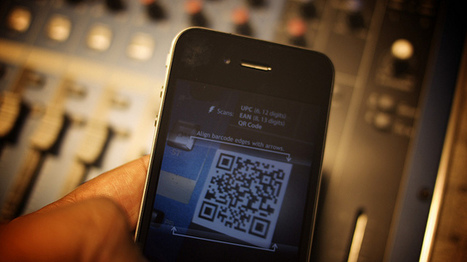 5 Real Ways To Use QR Codes In Education | Social e-learning network | Scoop.it