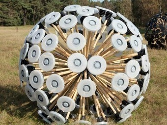 "Wind-Powered Land Mine Clearing Device is Nominee for London Design Museum's ""Designs of the Year"" Awards 
