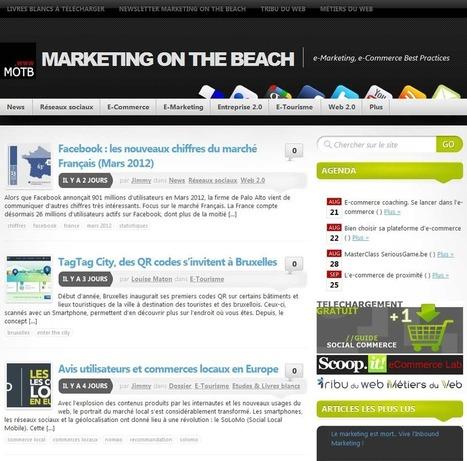 La curation de contenu en entreprise : image et business | ALN : Arpege Learning Network (Groupe ARPEGE) | Scoop.it