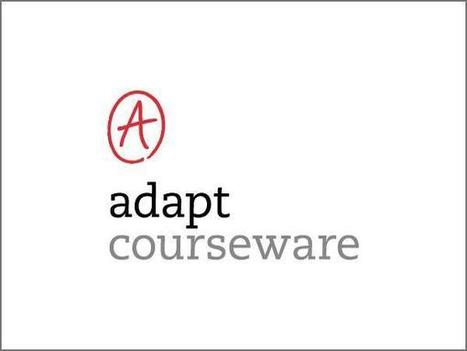 New Learning Times : Article :: Adapt Courseware | :: The 4th Era :: | Scoop.it