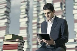 Comment développer le livre numérique en France ? - 01net   Le numérique en bib   Scoop.it
