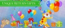 Return Gifts You can Buy Online for below 5 years olds | Cyrus | Scoop.it