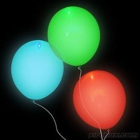Globos Led   Globos Luminosos Latex con Diodo L... 30d03056b42