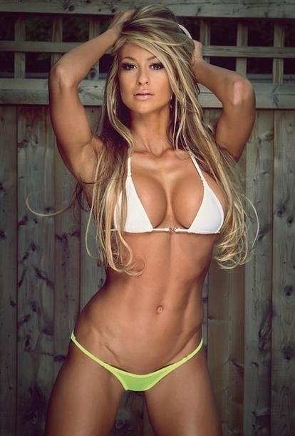 Pro Laura Michelle Prestin. #Fitness #Health #I