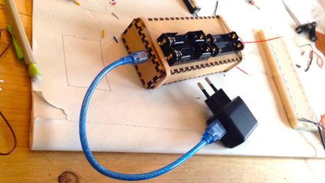 Open Source Alcaline Battery Regenerator | Cool Future Technologies | Scoop.it