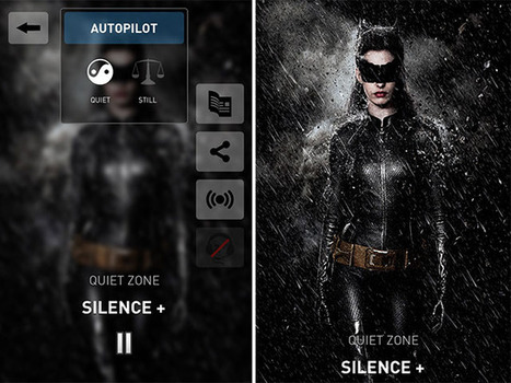iPhone App Lets You Live Inside 'The Dark Knight Rises' | Transmedia: Storytelling for the Digital Age | Scoop.it