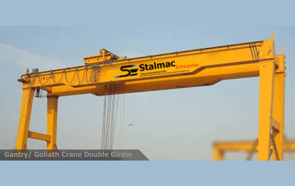 Jib Crane Manufacturers In Ahmedabad : Overhead cranes ahmedabad gantry crane eot cr