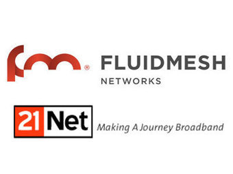 Wireless | Fluidmesh Networks partners with 21Net to deliver fast broadband to trains | Rail and Metro News | Scoop.it