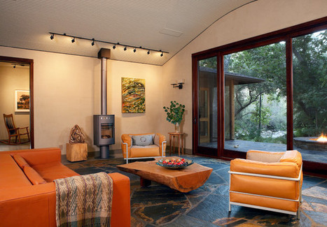 4 Hot Color Trends to Consider for 2013 | Designing Interiors | Scoop.it